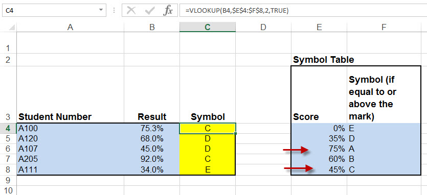 Vlookup-not-returning-correct-value
