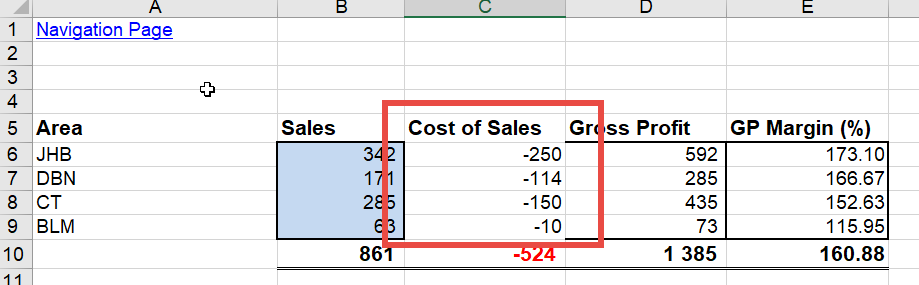 Paste Special Calculations