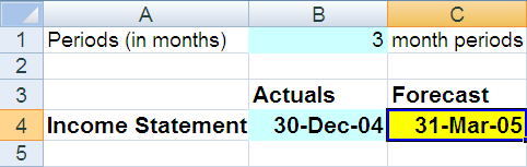 Calculate Proper End Of Month